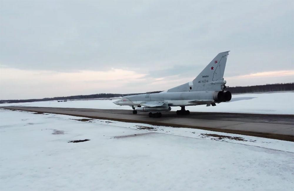 В России в инциденте с ТУ-22М3 погибли три человека, один выжил
