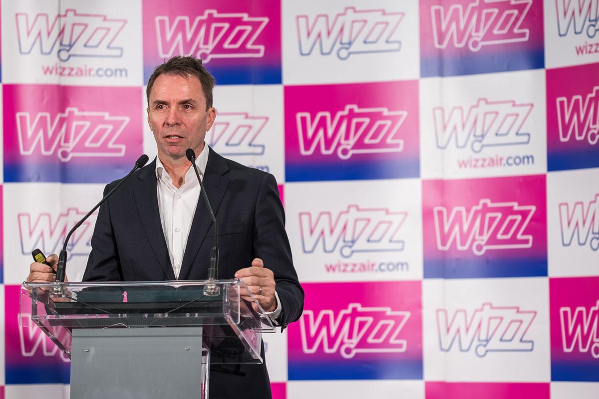 Государство не должно спасать авиакомпании, - гендиректор Wizz Air