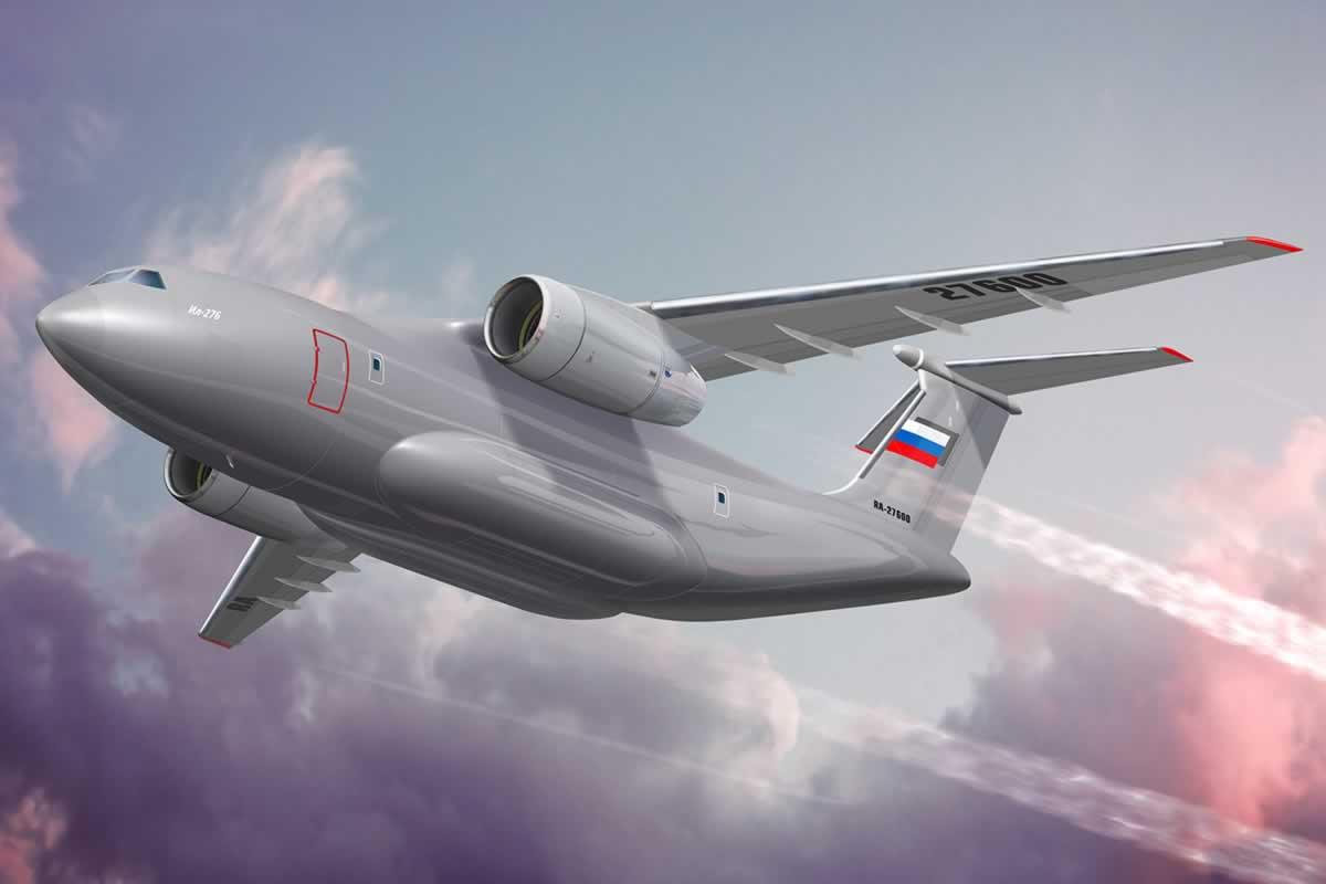 Проект замены Ан-12 в России сворачивается
