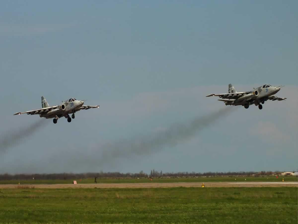 В Кульбакино летали командиры и курсанты