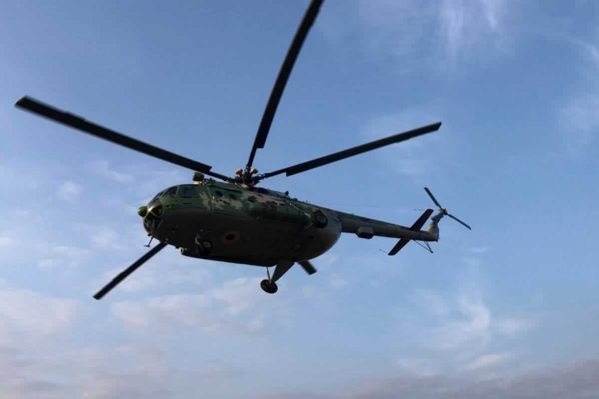В винницкой бригаде транспортной авиации состоялась очередная летная смена