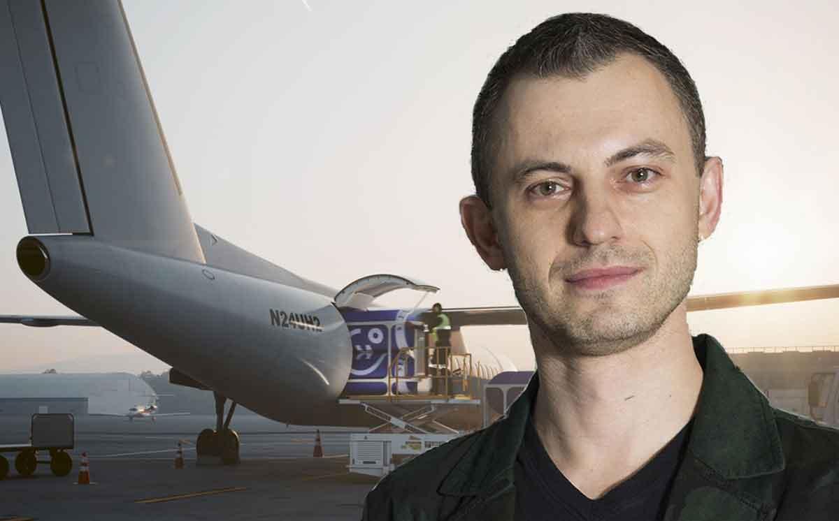 Компания, основанная украинцем, привлекла $20,5 млн. на запуск водородной авиации