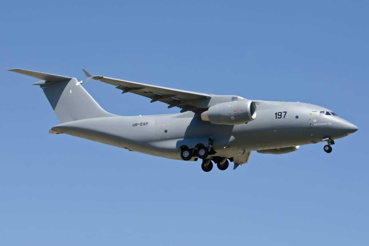 Контракт по Ан-178 с Азербайджаном остается в силе