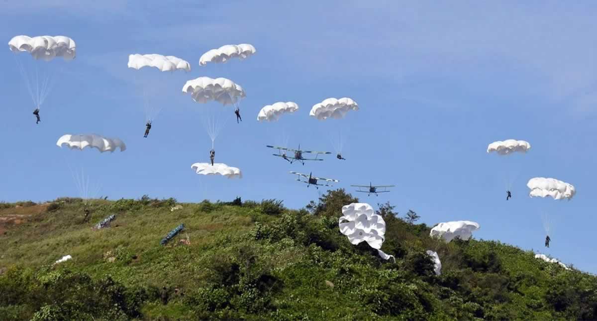 Ан-2 - смертоносное оружие Северной Кореи