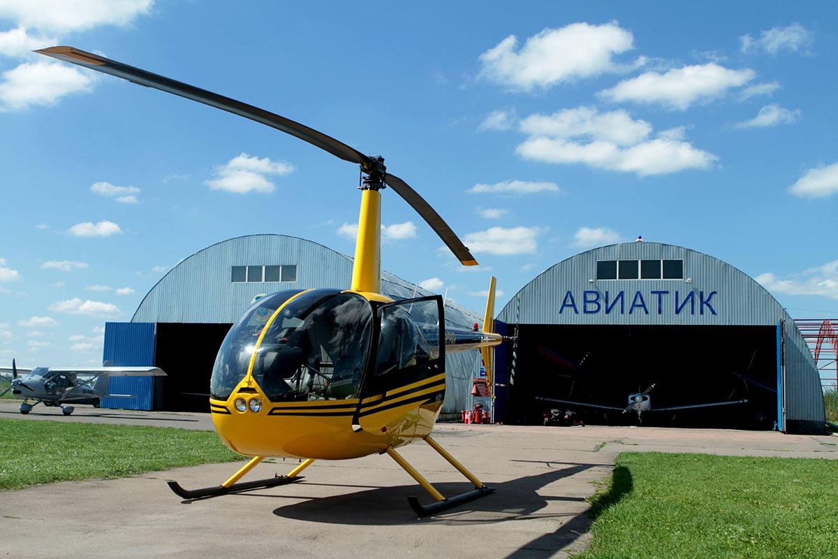 Житомирский авиаклуб АВИАТИК прошел путь от вагончика в поле до центра малой авиации Украины