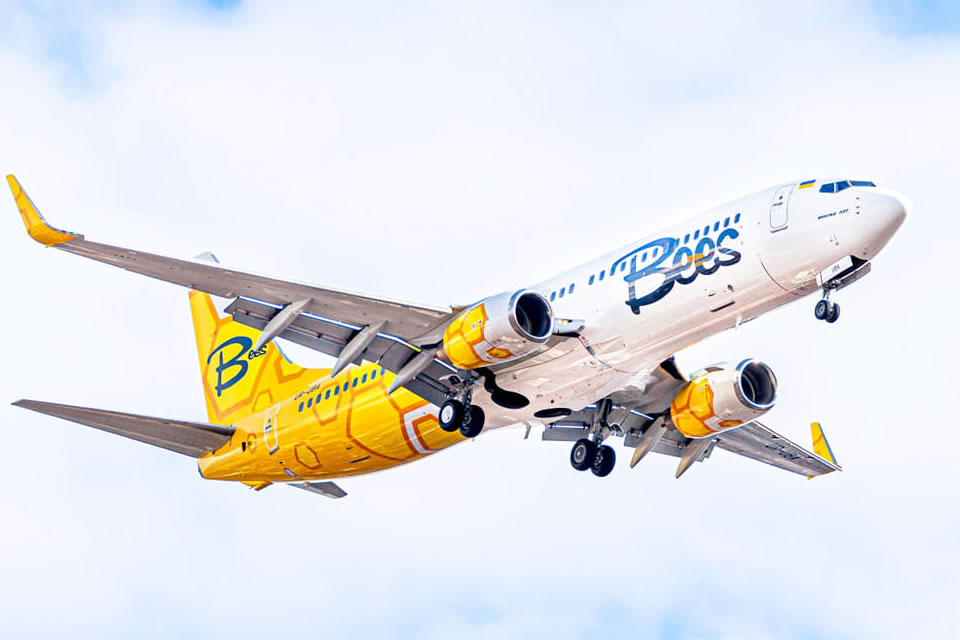 Bees Airline открыла продажу билетов на новое направление