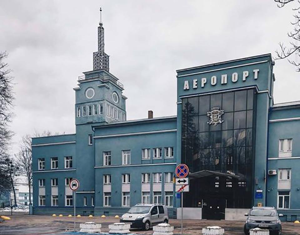 Мотор Сич возобновила продажу билетов на рейс Киев-Черновцы