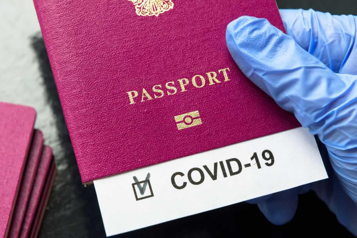 В Украине будет цифровой сертификат COVID-19