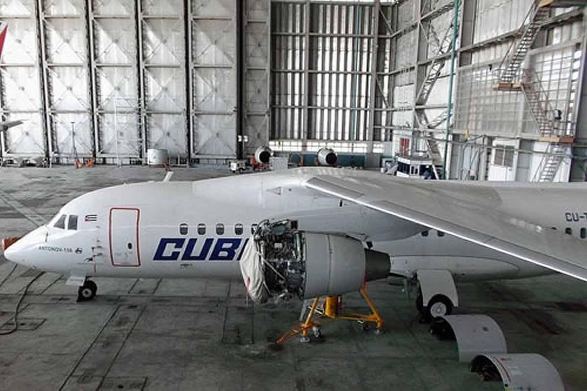 Кубинская авиационная компания требует вернуть деньги за Ан-158