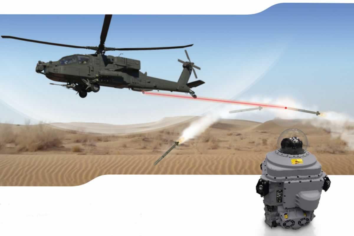 Украинские боевые вертолеты получат израильскую систему защиты от ПЗРК