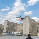 Вертолет ГСЧС доставил пациентку из самого отдаленного горного района Львовщины в больницу
