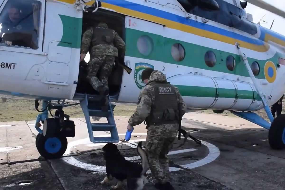 Белгород-Днестровский пограничный отряд усилен авиацией