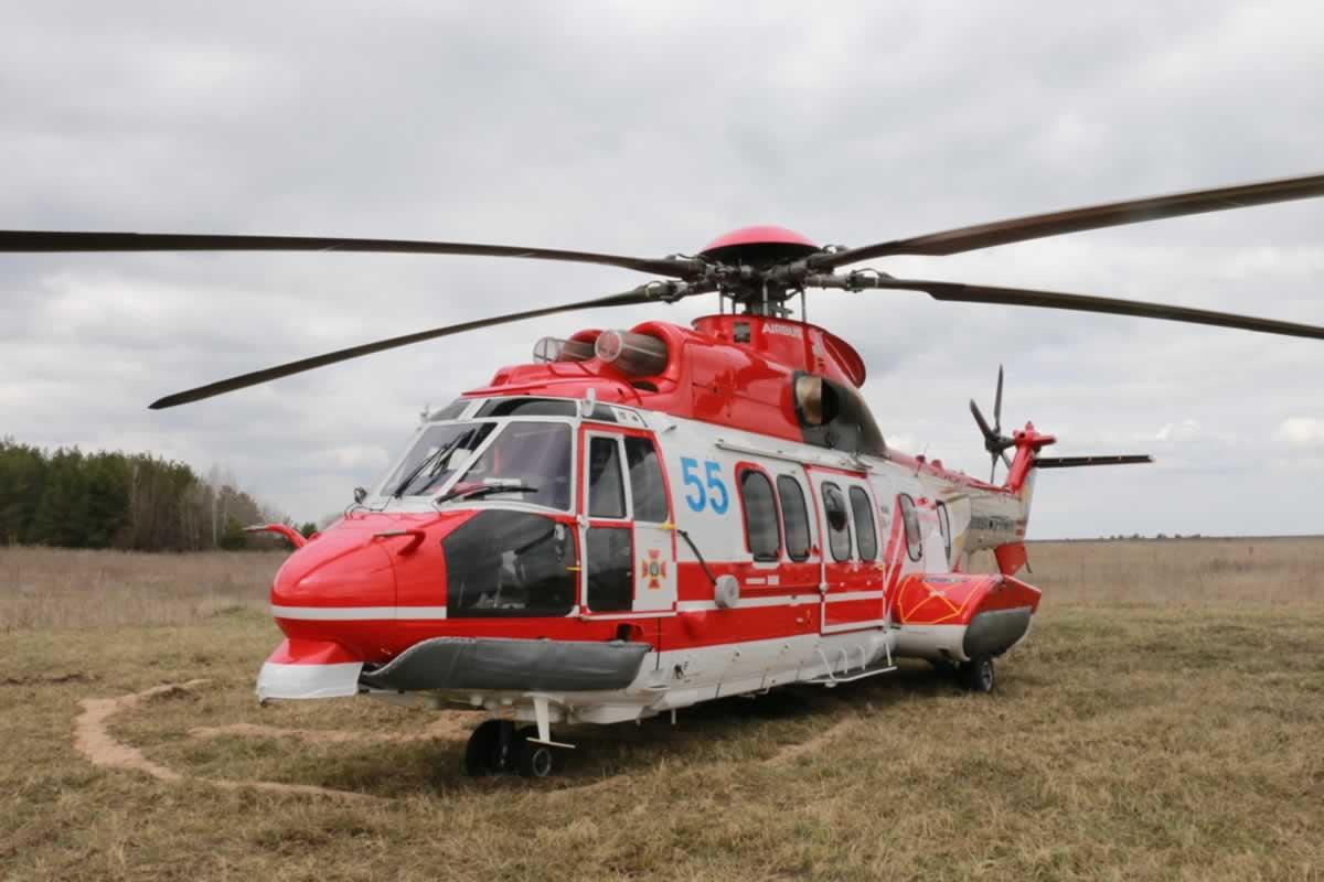 Спасатели тренируются эффективно противостоять пожарам в природных экосистемах