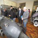 Делегация турецких моторостроителей работает в Харькове