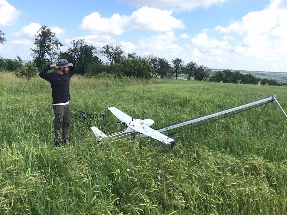Госгидрография застрахует беспилотные авиационные комплексы