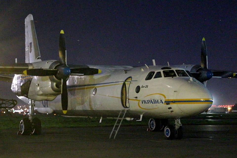 Авиация Нацгвардии перевезла донорские органы из Запорожья в Киев