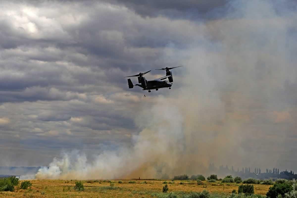 Агенты ФСБ планировали сбить самолет НАТО на учениях в Украине