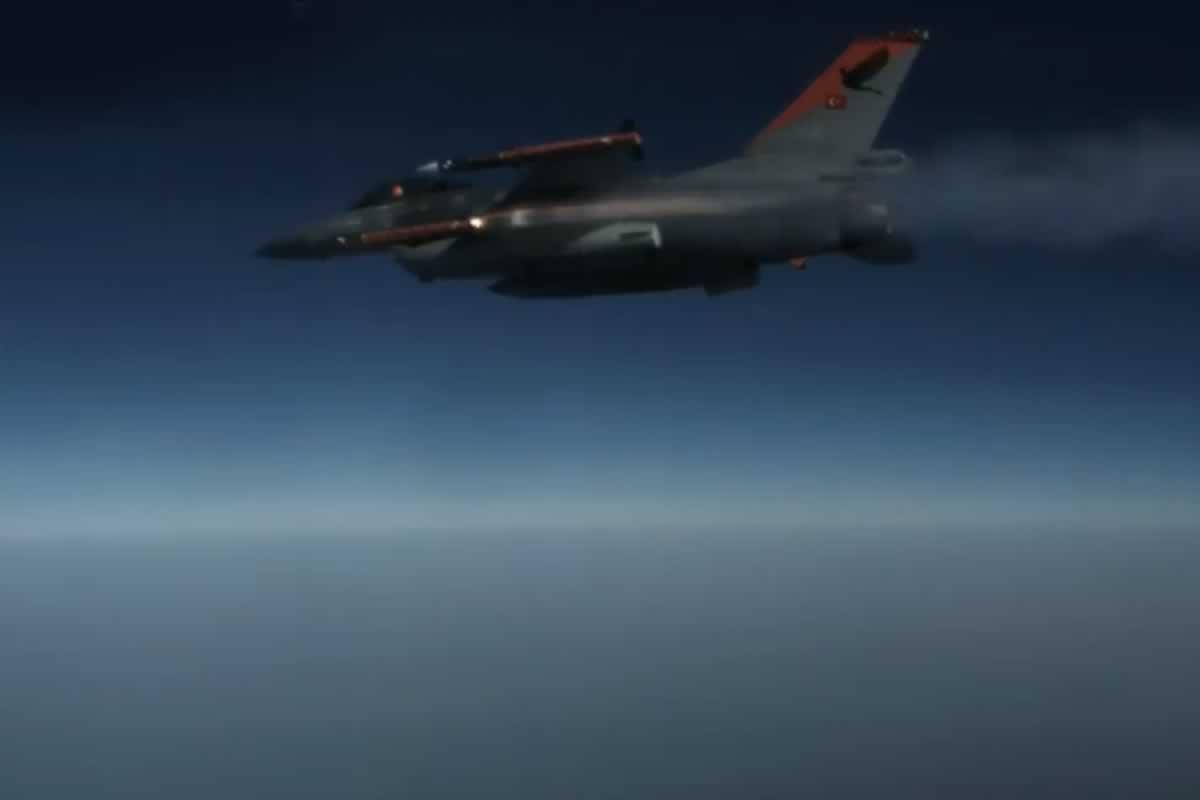 Турция завершила разработку ракеты BOZDOGAN класса