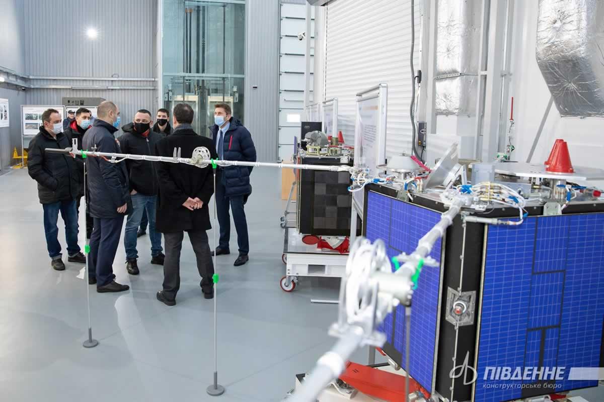 Космическое агентство может переехать в Днепр