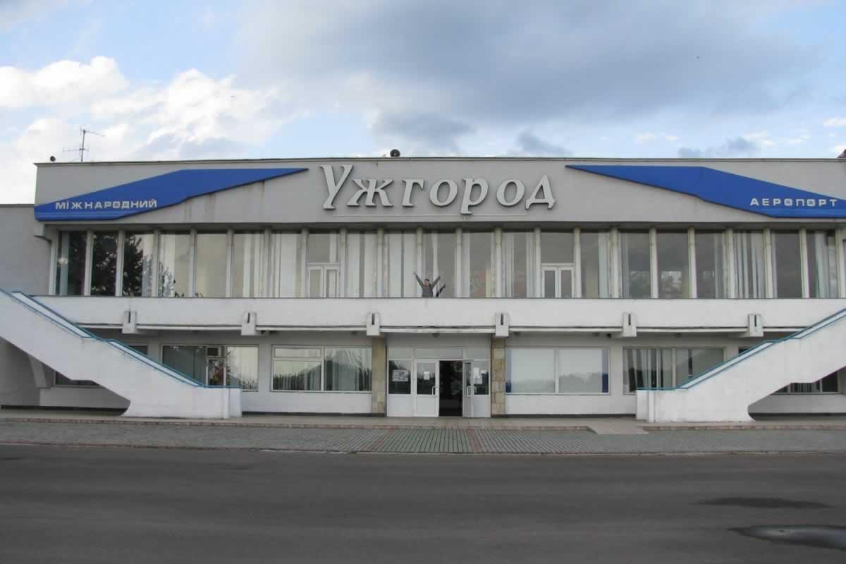 Украина надеется на скорое восстановления работы международного аэропорта