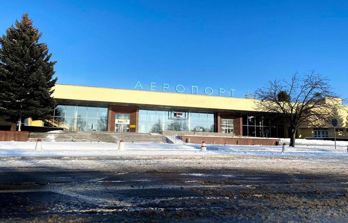 Криклию напомнили о реконструкции аэропорта Винница