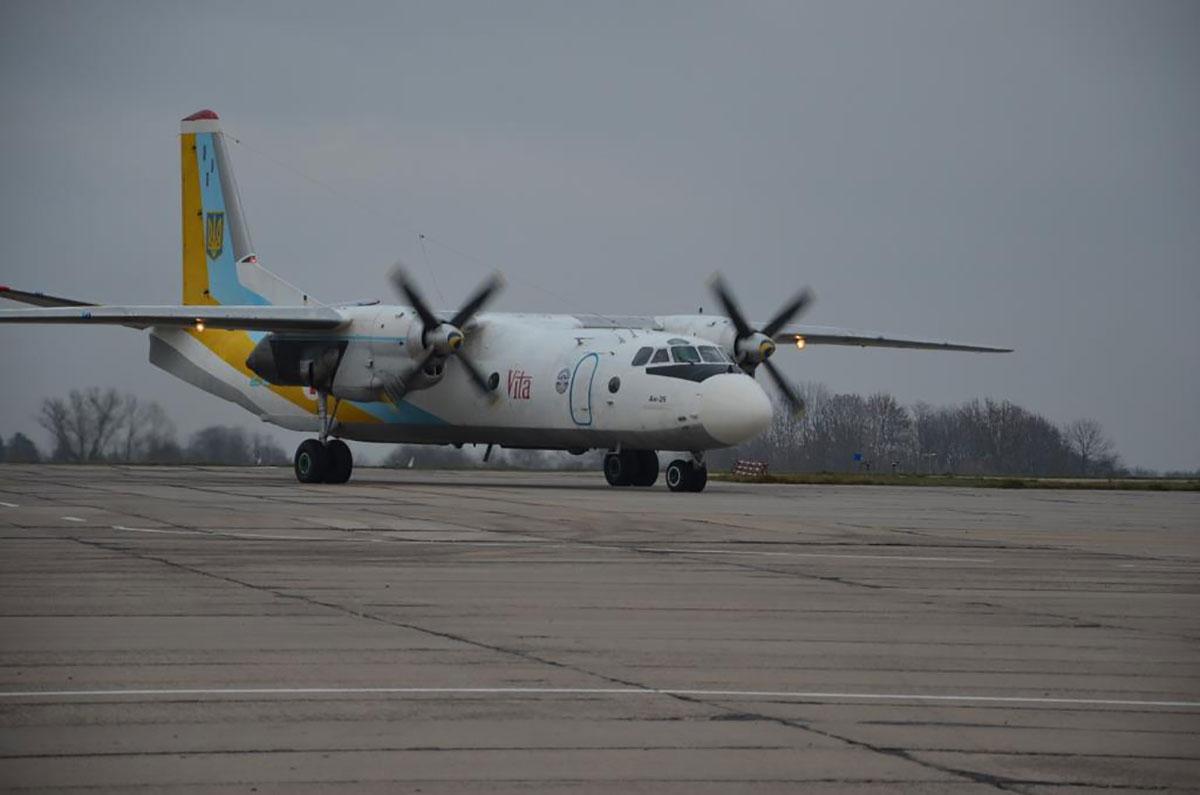 Санитарный самолет Ан-26 Вита готовят к самооценке 2-го уровня по стандартам НАТО