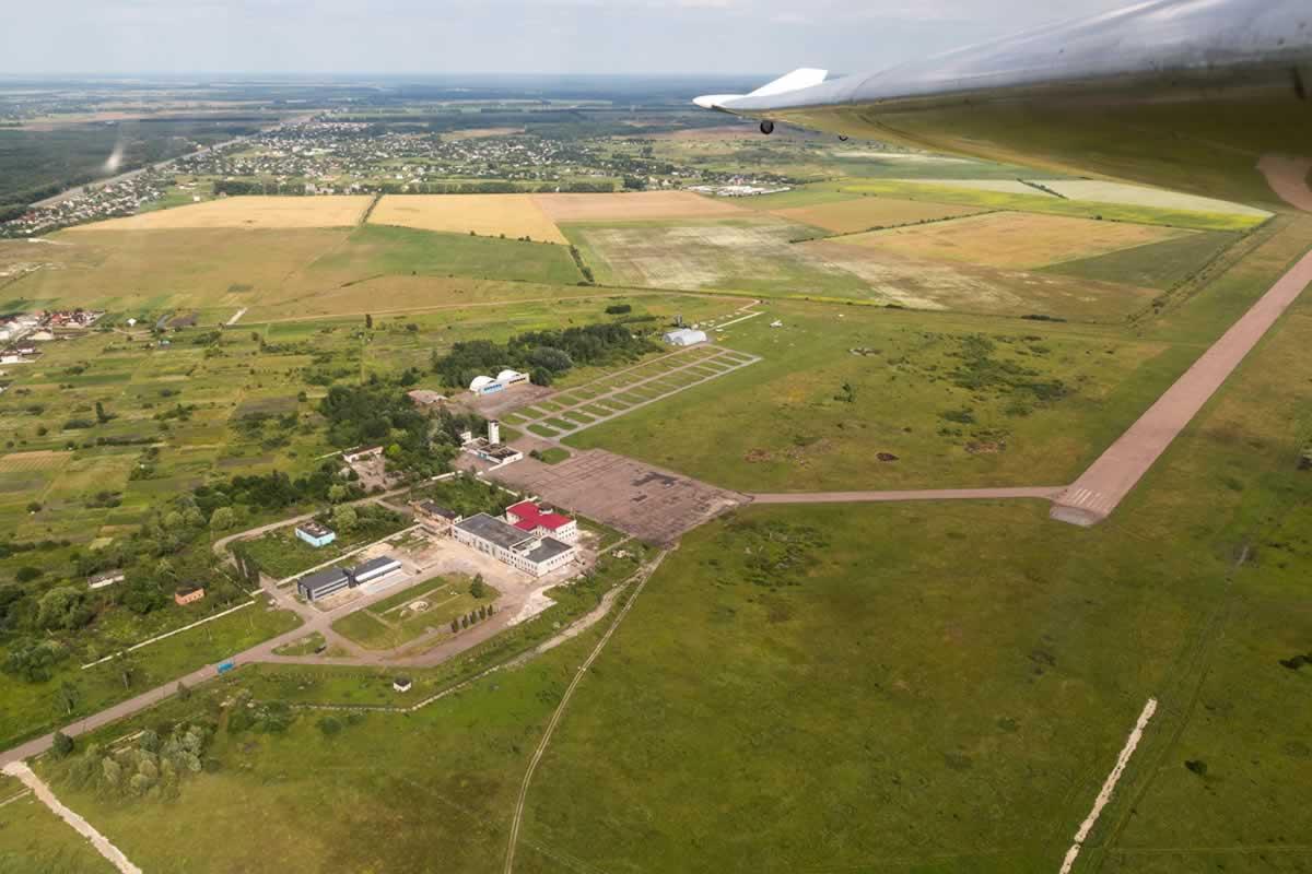 Кабмин запланировал реконструкцию аэропорта Житомир