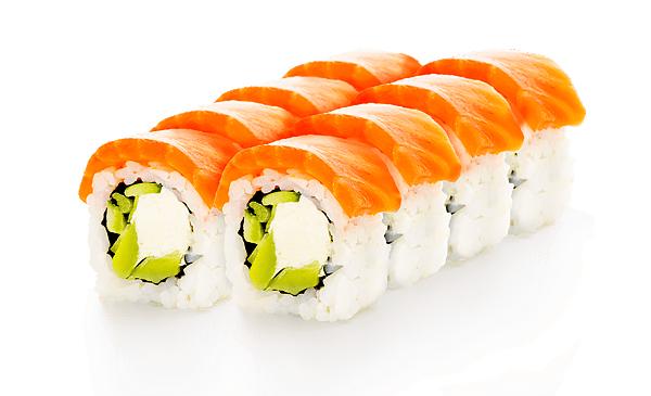 Что лучше: Филадельфия или Калифорния? Выбираем суши для доставки