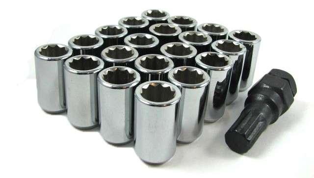 Колесные гайки для литых дисков