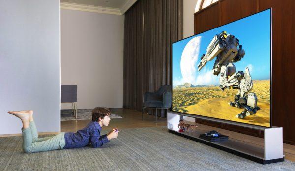 Новые телевизоры со сверхкачественным изображением
