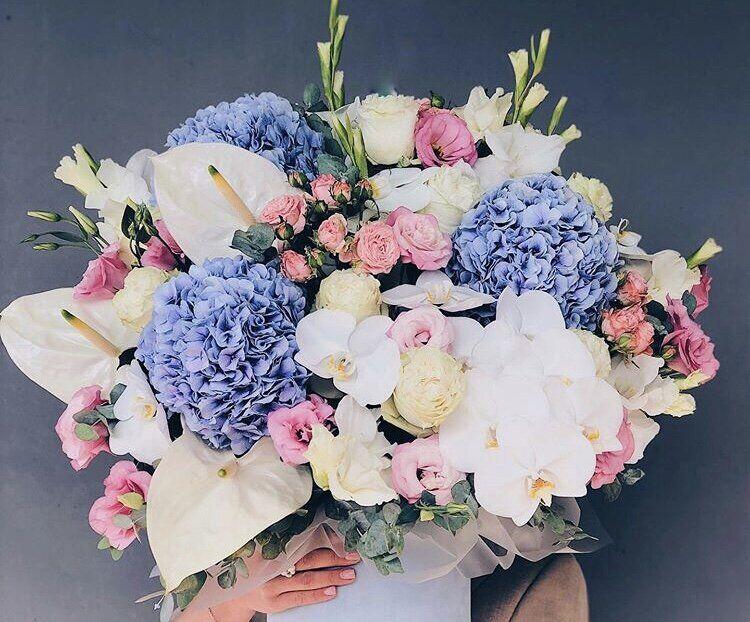 Цветы в Киеве с доставкой от Веббукет