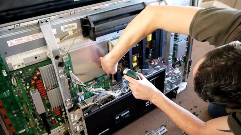 Качественный ремонт телевизоров Samsung на дому в Москве
