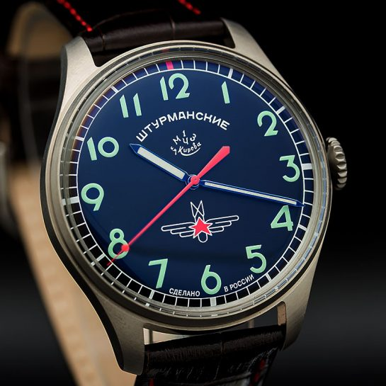 «Штурманские» — российские часы с духом эпохи
