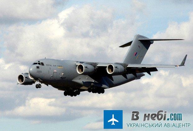 Огляд п'ятірки найбільш поширених типів транспортних літаків